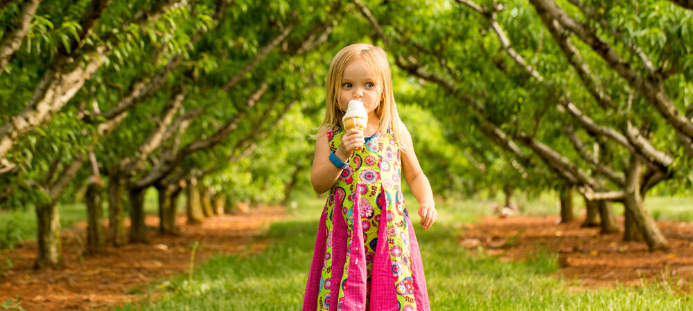 CP: Girl with Ice Cream