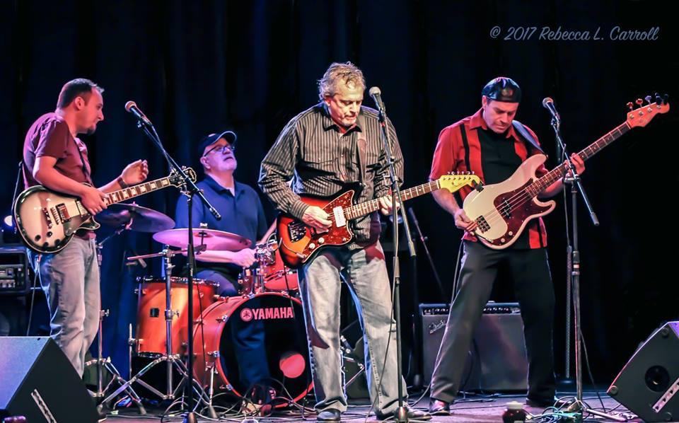 Jon Spear Band concert at Carter Mountain