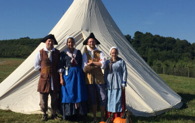 Johnny Appleseed Day event at Carter Mountain Orchard