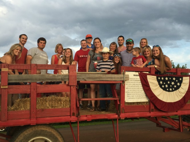 July 4th Hayride