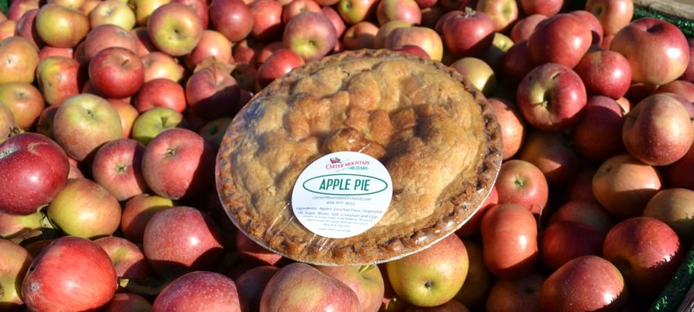 Carter Mountain Apple Pie