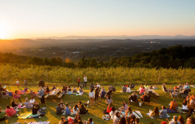 Live music at Thursday Evening Sunset Series event on Carter Mountain