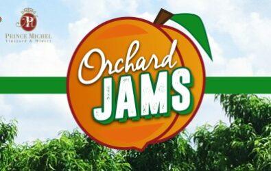 Orchard Jams graphic