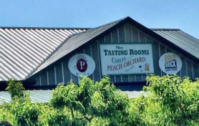 Tasting Rooms at Chiles Peach Orchard
