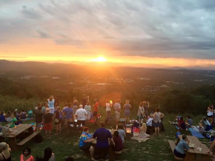 Thursday Evening Sunset Series for Summer 2016