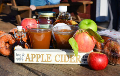 Carter Mountain Apple Cider
