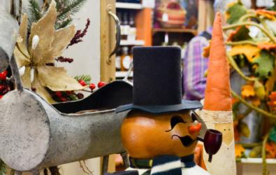Carter Mountain Store Christmas