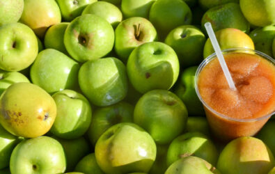 Carter Mountain Apple Cider Slush