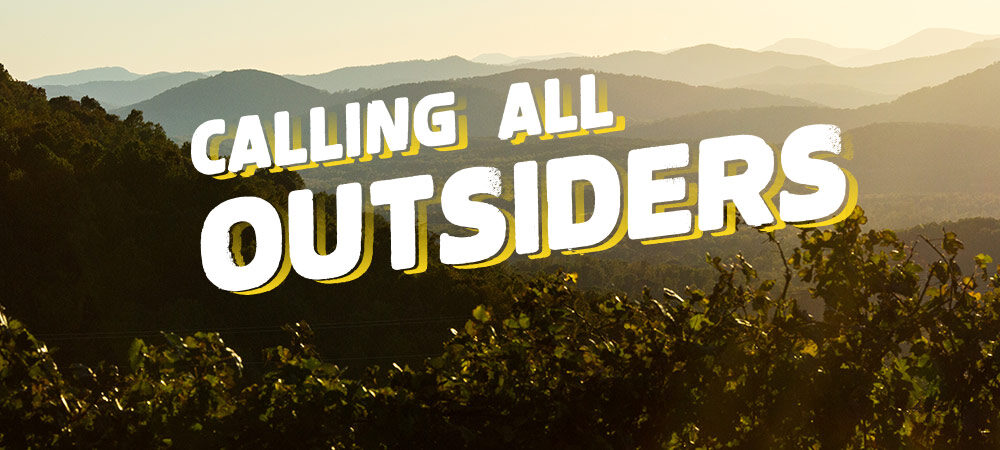 CM: Calling All Outsiders