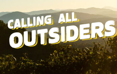 Calling all outsiders to Carter Mountain Orchard, Charlottesville VA