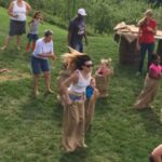 Sack Races, July 4th