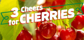 3 Cheers for Cherries
