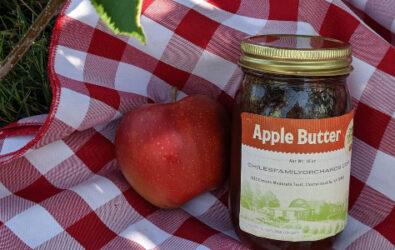 Chiles Family Orchards apple butter