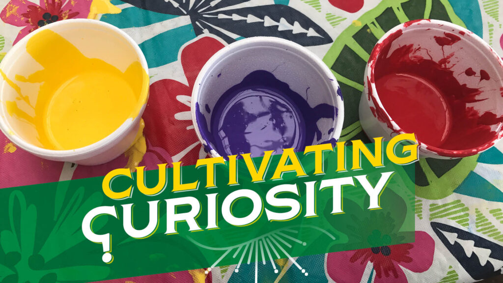 Cultivating Curiosity children's program