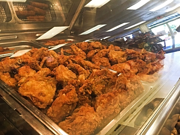 Brown's Assorted Fried Chicken
