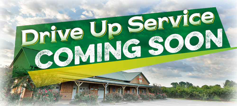 CP: Closed – Drive Up Coming Soon