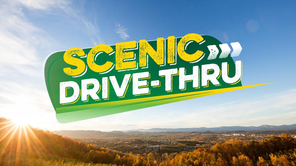 Carter Mountain Orchard Scenic Drive-Thru service