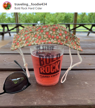traveling__foodie434 • Bold Rock Hard Cider