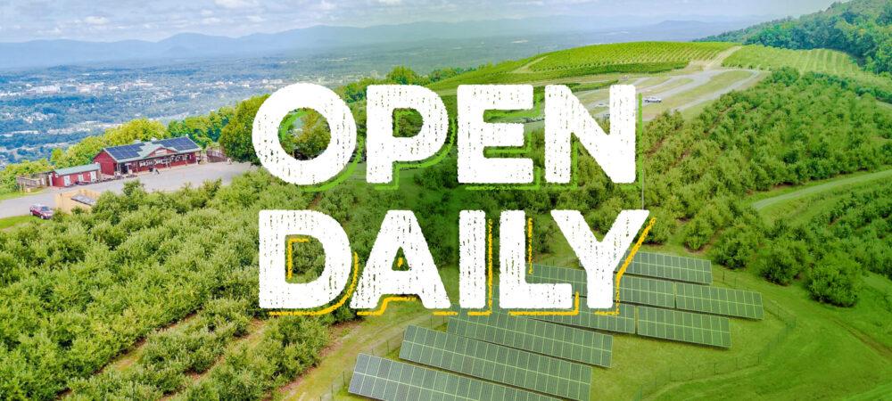 CM: Open Daily (Solar)