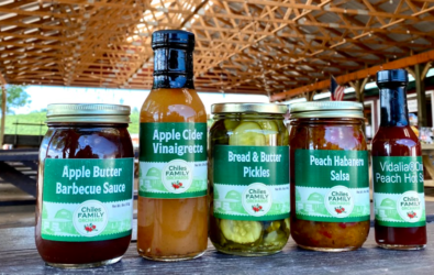 Barbecue product lineup