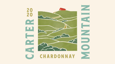 Carter Mountain Wine Chardonnay 2020