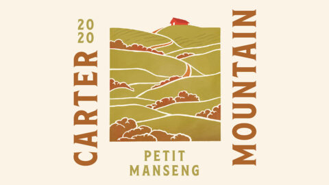 Carter Mountain Wine Petit Manseng 2020